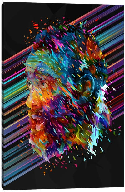 James Harden Canvas Art Print