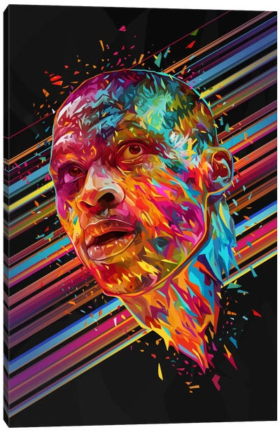 Russell Westbrook Canvas Art Print