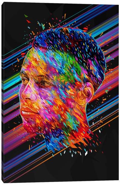 Stephen Curry Canvas Art Print