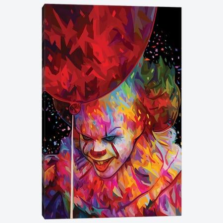 It Canvas Print #APA51} by Alessandro Pautasso Canvas Artwork