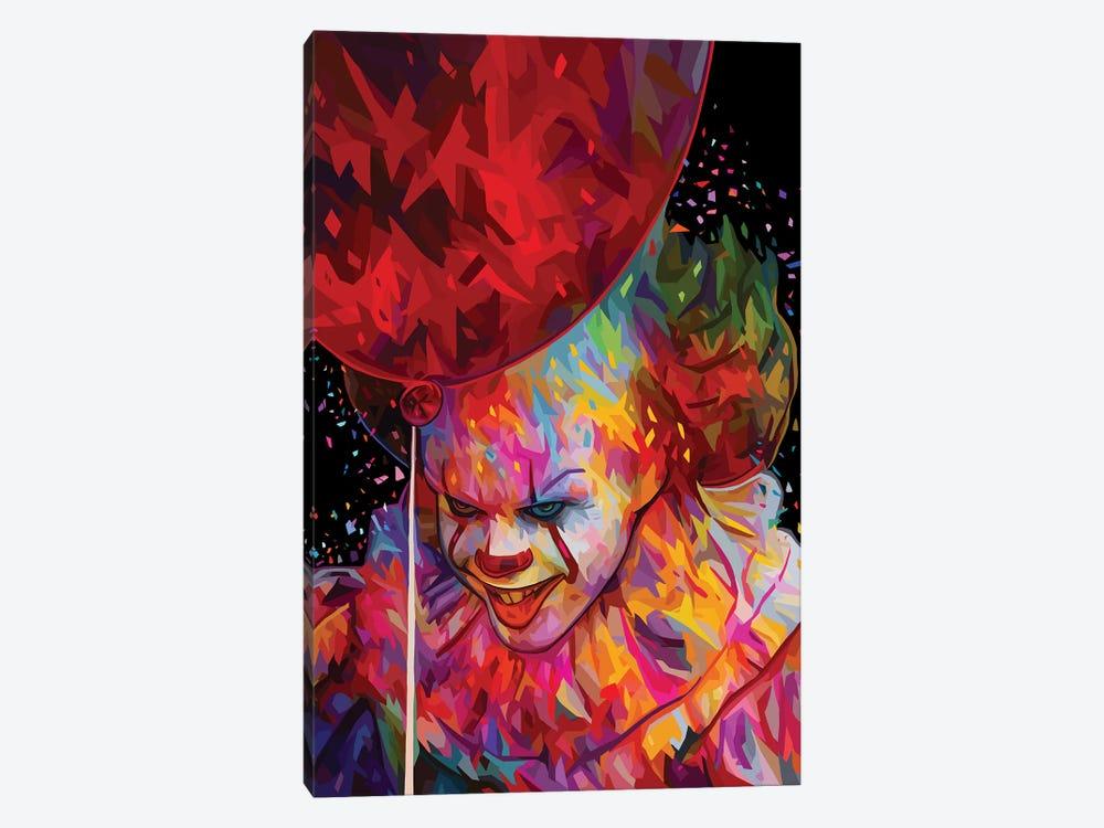 It by Alessandro Pautasso 1-piece Canvas Art Print