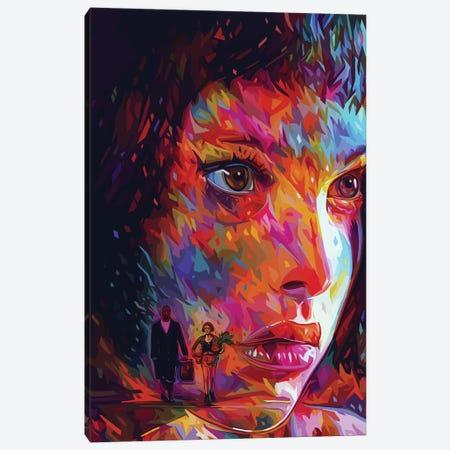 Leon Canvas Print #APA52} by Alessandro Pautasso Canvas Artwork