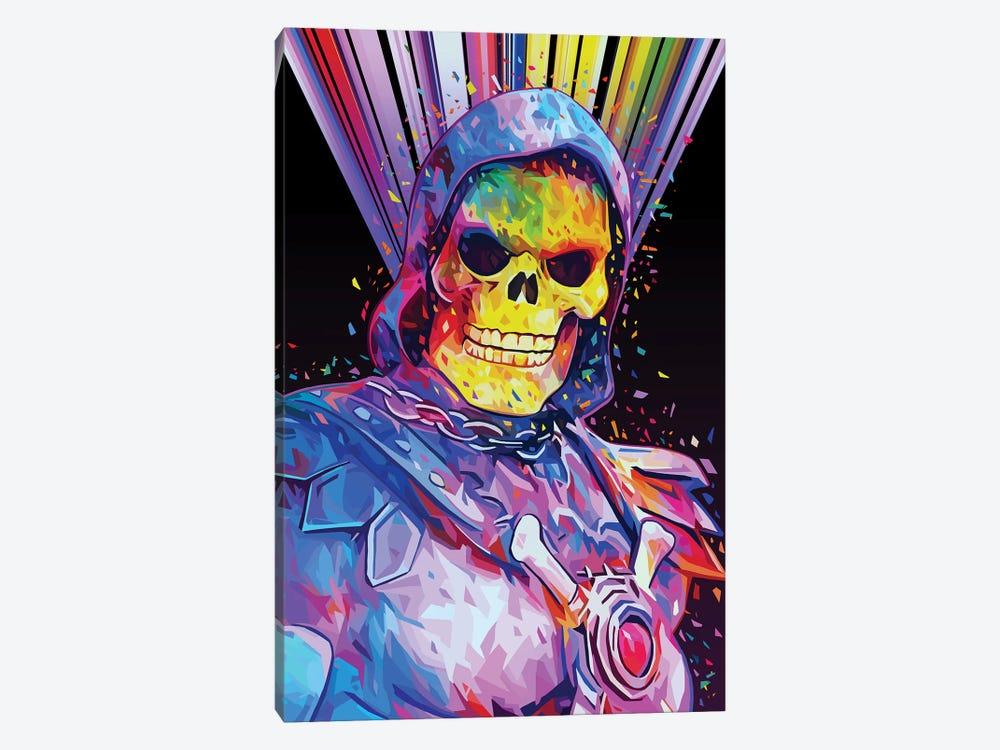 Skeletor by Alessandro Pautasso 1-piece Canvas Wall Art