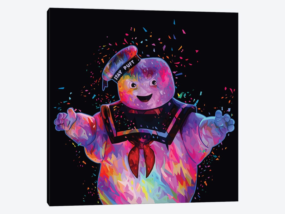 Stay-Puft by Alessandro Pautasso 1-piece Art Print