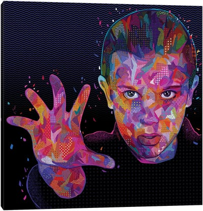 Eleven II Canvas Art Print