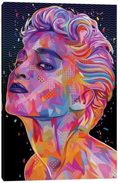 Madonna Pop Canvas Art Print