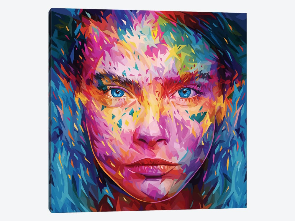 Cara 1-piece Canvas Art Print