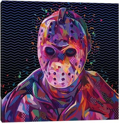 Jason Pop - Friday The 13th Canvas Art Print