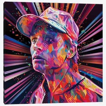 Marty Pop Canvas Print #APA73} by Alessandro Pautasso Canvas Artwork