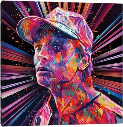 Marty Pop Canvas Art Print