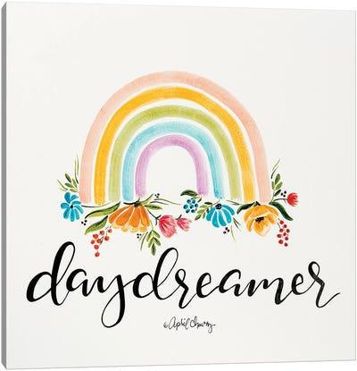 Daydreamer Rainbow   Canvas Art Print