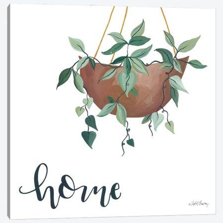 Home Is Where Your Plants Are      Canvas Print #APC35} by April Chavez Canvas Art Print