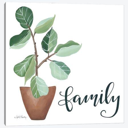Plant Family     Canvas Print #APC37} by April Chavez Canvas Art Print