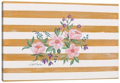 Among the Flowers III Canvas Art Print