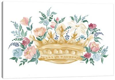Flower Crown II Canvas Art Print