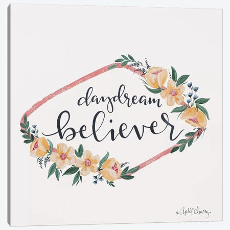 Daydream Believer Canvas Print #APC6} by April Chavez Canvas Art
