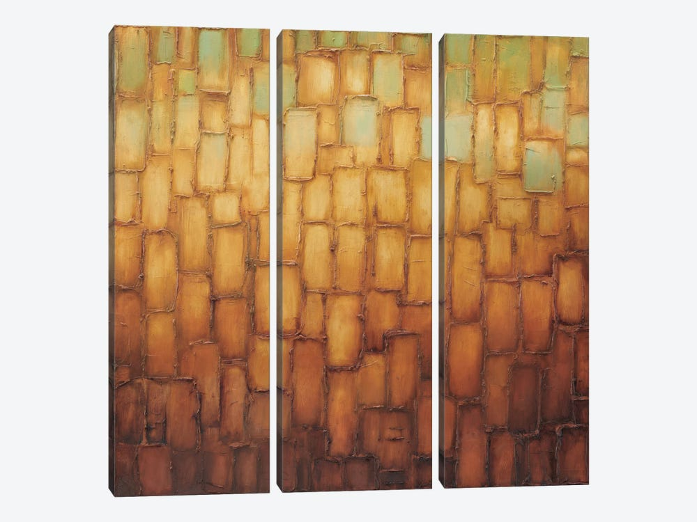 Highlights I by Alexandra Perry 3-piece Canvas Art
