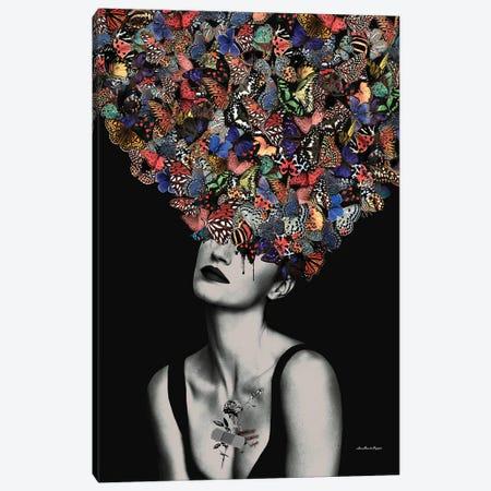 Lenny Canvas Print #APH100} by Ana Paula Hoppe Canvas Art