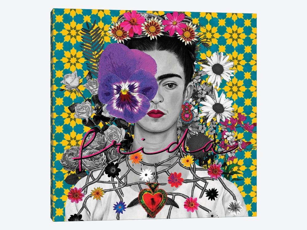 Friducha III by Ana Paula Hoppe 1-piece Canvas Print