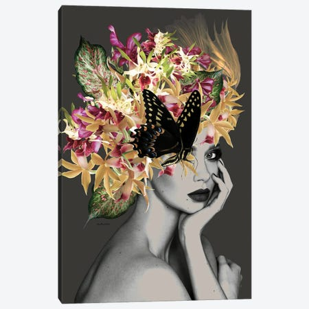 Anna Canvas Print #APH108} by Ana Paula Hoppe Canvas Art
