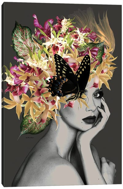 Anna Canvas Art Print