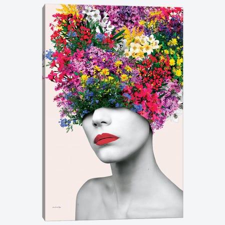 Broadway Bouquet Canvas Print #APH13} by Ana Paula Hoppe Canvas Art Print