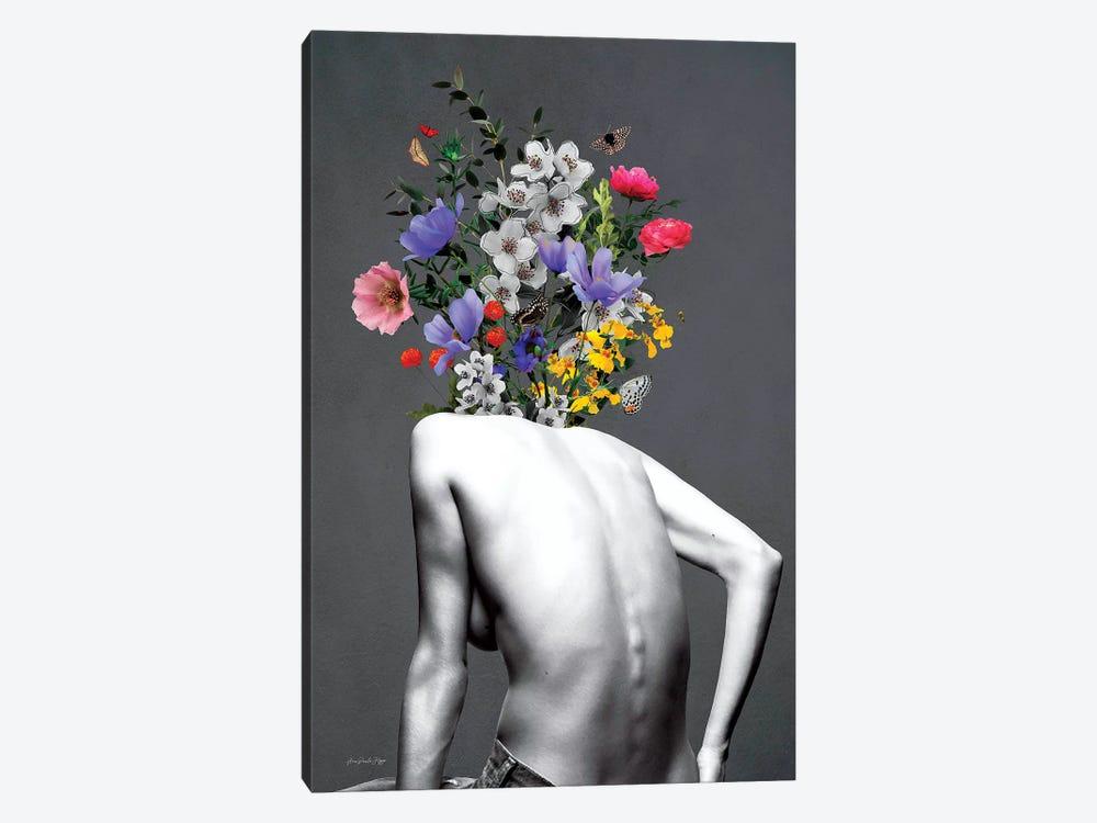 Brooklyn Grey by Ana Paula Hoppe 1-piece Canvas Artwork