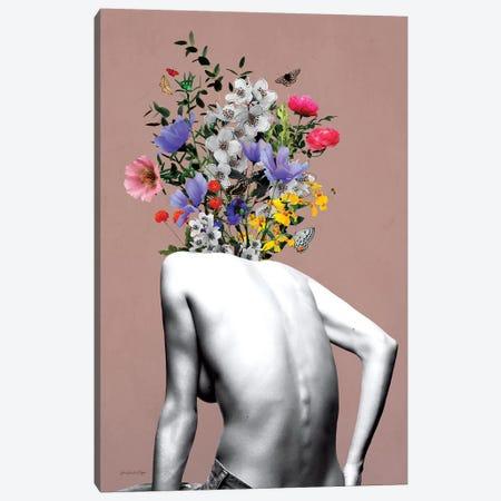 Brooklyn Rosé Canvas Print #APH15} by Ana Paula Hoppe Canvas Wall Art