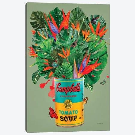 Campbell´s Tropical Canvas Print #APH17} by Ana Paula Hoppe Canvas Art
