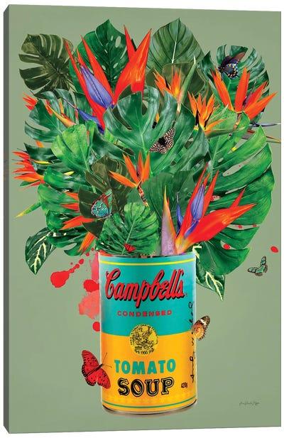 Campbell´s Tropical Canvas Art Print