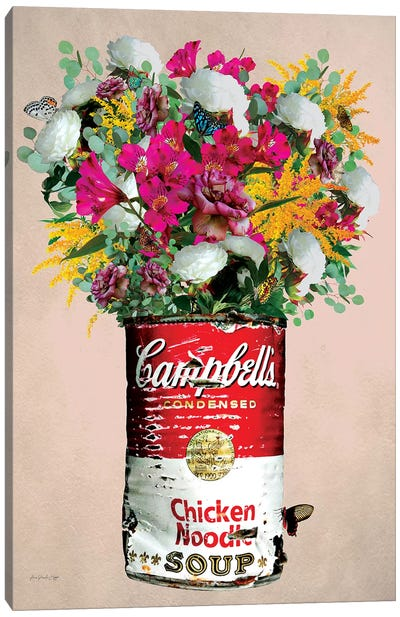 Campbell´s Vintage Canvas Art Print