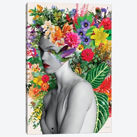 Águas De Março Canvas Print #APH1} by Ana Paula Hoppe Canvas Artwork