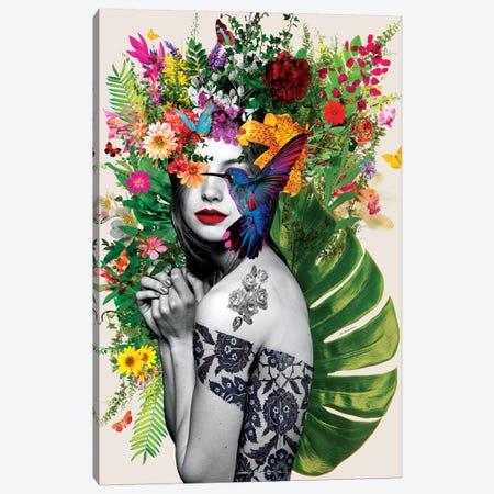 Chelsea Flowers Canvas Print #APH20} by Ana Paula Hoppe Canvas Art
