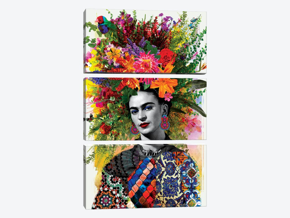 Gitana Frida 3-piece Art Print