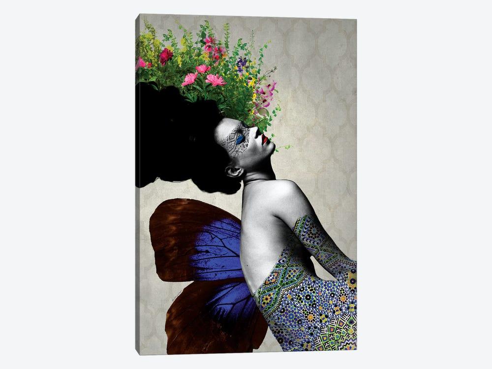 Kate Flowers by Ana Paula Hoppe 1-piece Canvas Artwork
