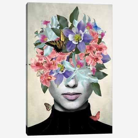 Manhattan Vibes Canvas Print #APH43} by Ana Paula Hoppe Canvas Art