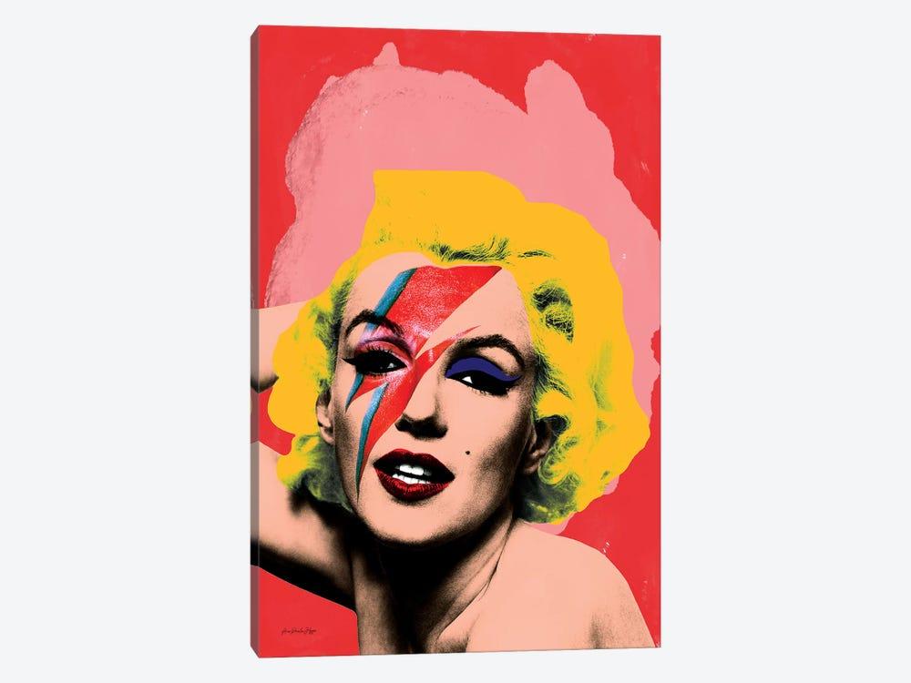 Marilyn Bowie by Ana Paula Hoppe 1-piece Art Print