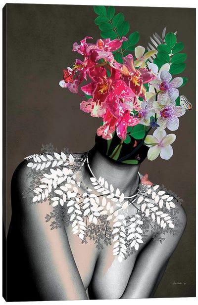 Meryl Canvas Art Print