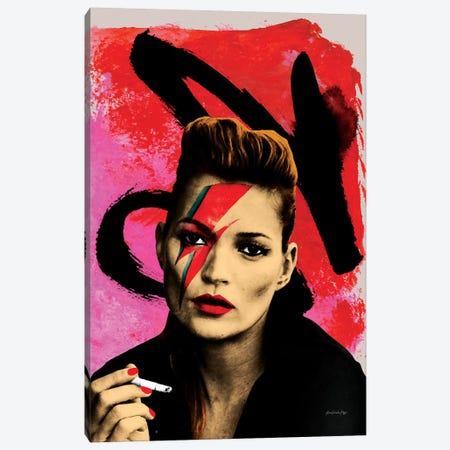 Moss Bowie Canvas Print #APH50} by Ana Paula Hoppe Canvas Print