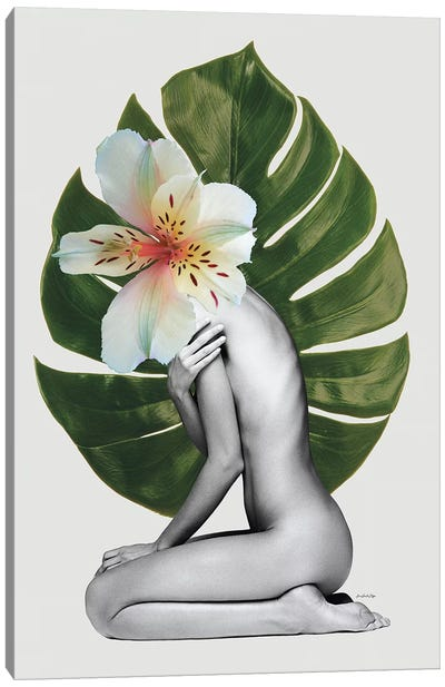 My Body, My Rules Canvas Art Print