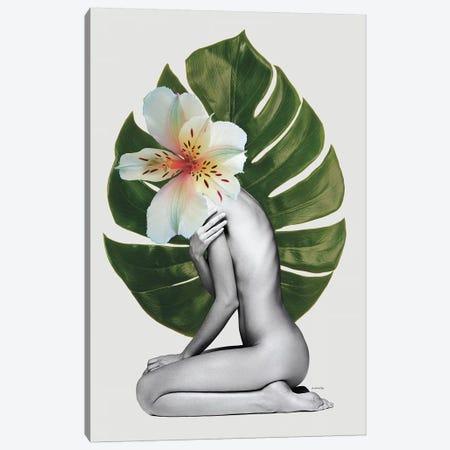 My Body, My Rules Canvas Print #APH51} by Ana Paula Hoppe Canvas Art Print