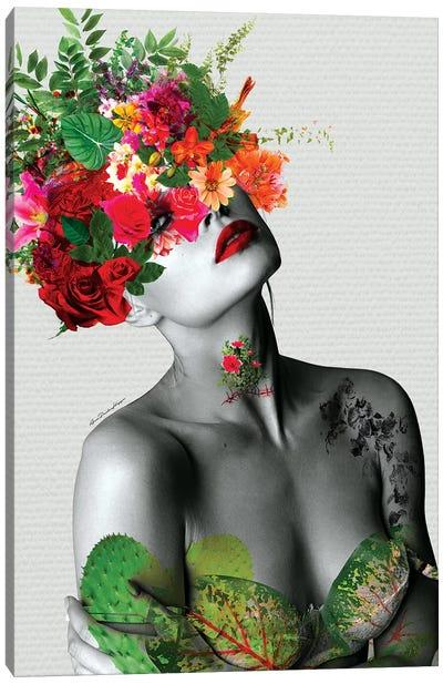 Radioativa Canvas Art Print