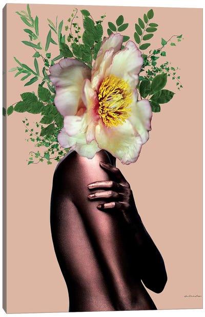 Rosé Gold Canvas Art Print
