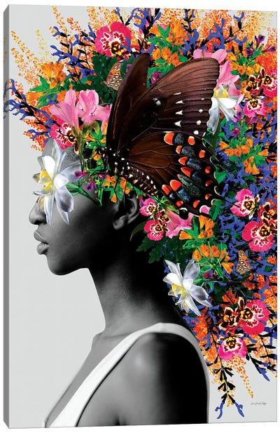 Samba De Verão Canvas Art Print