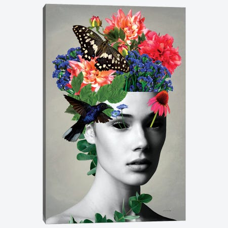 Venice Canvas Print #APH60} by Ana Paula Hoppe Canvas Wall Art