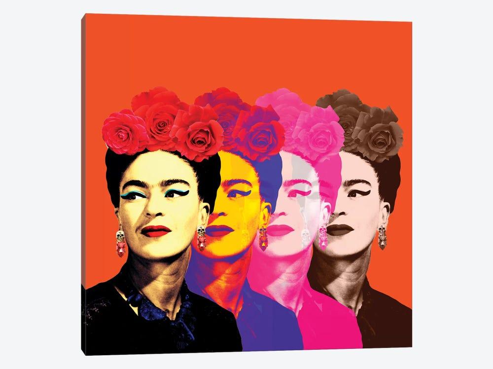 Fridas Orange by Ana Paula Hoppe 1-piece Art Print