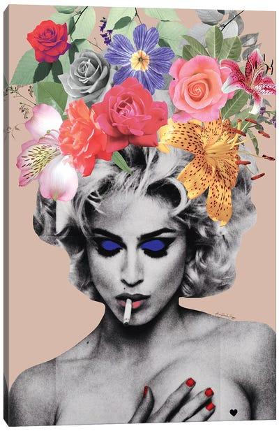 De Madonna Grande Canvas Art Print