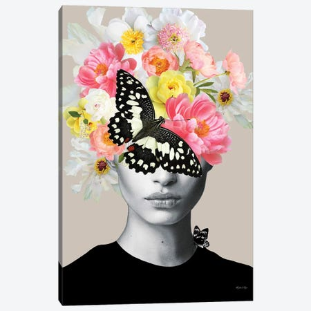 Amy Ivy Canvas Print #APH73} by Ana Paula Hoppe Canvas Print