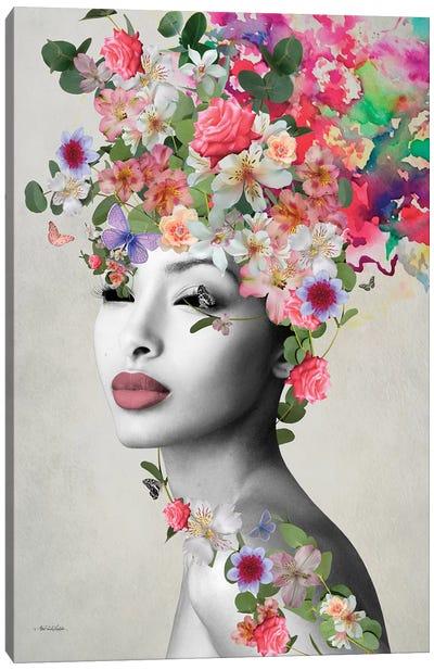 Mikka Rosa Canvas Art Print