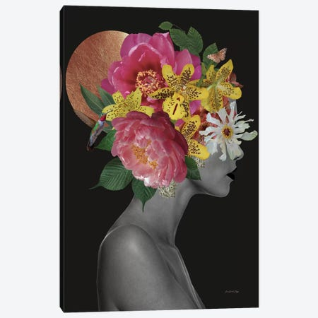 Corinne Canvas Print #APH80} by Ana Paula Hoppe Canvas Art